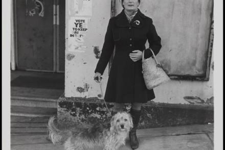 Walking the Dog 1976-9 Keith Arnatt 1930-2008 Presented by Tate Patrons 2010 http://www.tate.org.uk/art/work/T13062
